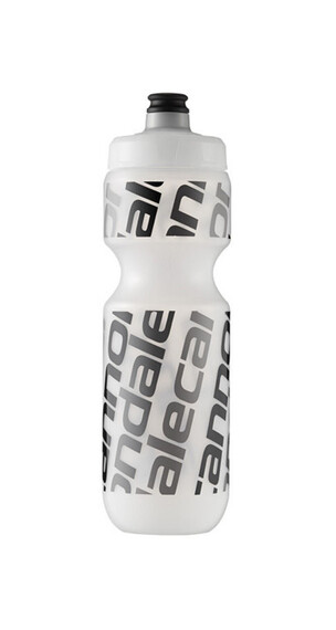 Cannondale Diagonal Bottle 680 ml Clear/Black